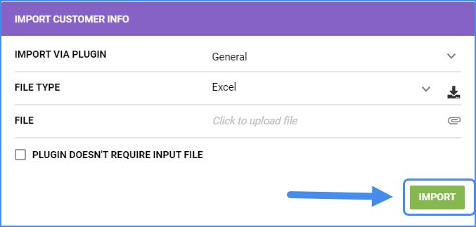 sellercloud managing customer accounts import customer accounts delta customer file