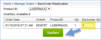 sellercloud alpha backorder reallocation