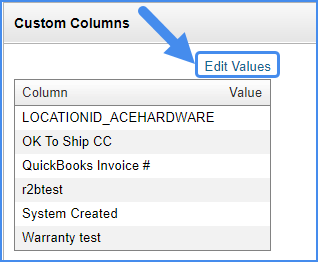 sellercloud custom columns edit values order details page sellercloud manage orders management