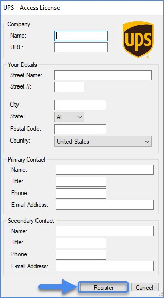 access license details