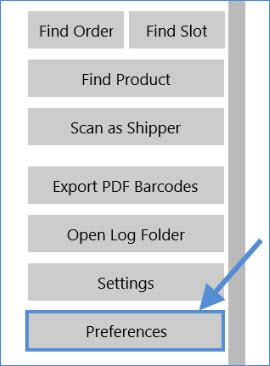 sellercloud skublox adjusting preferences