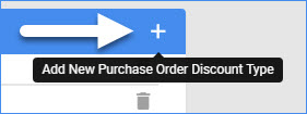 sellercloud add new purchase order type
