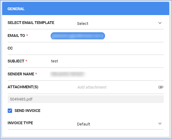 Sellercloud order details email quote invoice