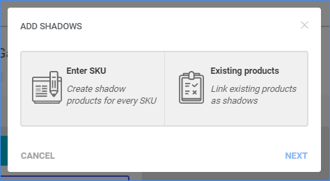 sellercloud product details add shadows