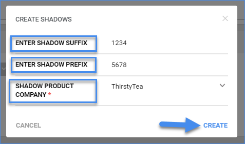sellercloud manage catalog create shadows feature