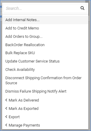 sellercloud manage orders page action menu