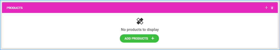 sellerloud create new order add products