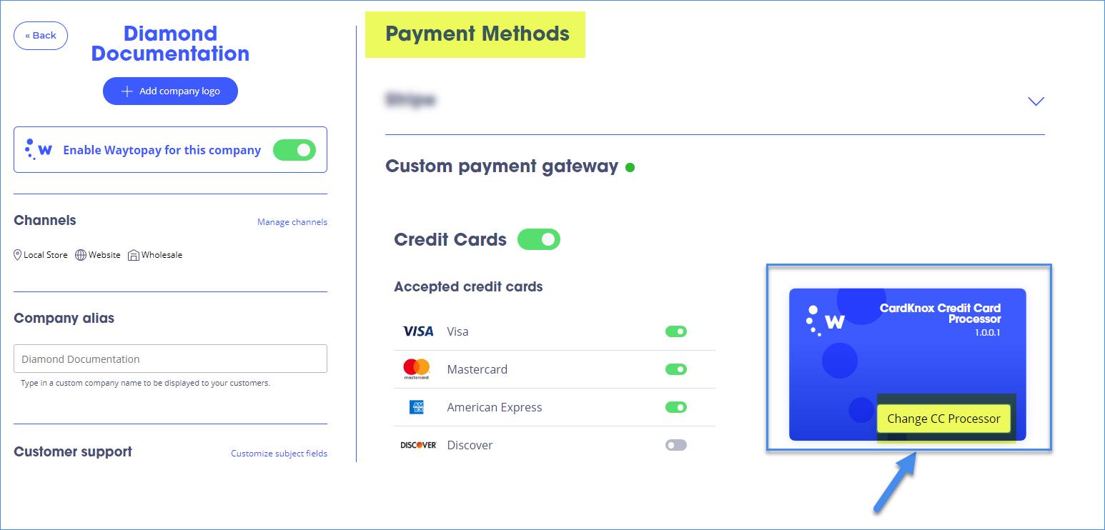 waytopay.me payment methods